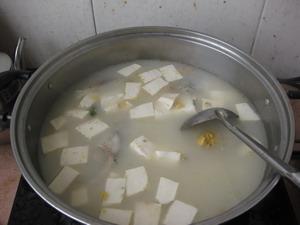 十一月 鲫鱼豆腐汤 tina0524