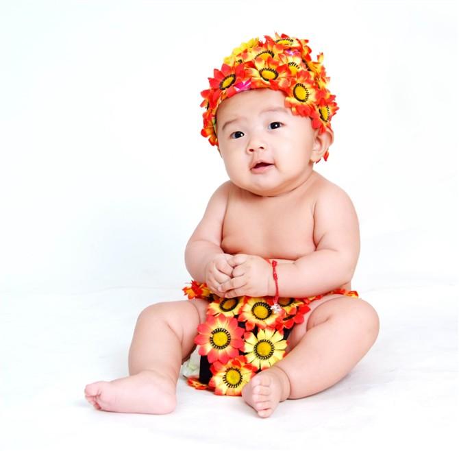 一百天 - 苏宝宝的照片