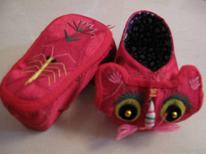 超好看的宝宝鞋(虎鞋图解)(图6)  超好看的宝宝鞋(虎鞋图解)(图12)  超好看的宝宝鞋(虎鞋图解)(图15)  超好看的宝宝鞋(虎鞋图解)(图22)  超好看的宝宝鞋(虎鞋图解)(图24)  超好看的宝宝鞋(虎鞋图解)(图27) 老虎鞋的织法 1  2011-2-16 16:12 上传 下载附件 (317.34 KB) 2  2011-2-16 16:13 上传 下载附件 (317.