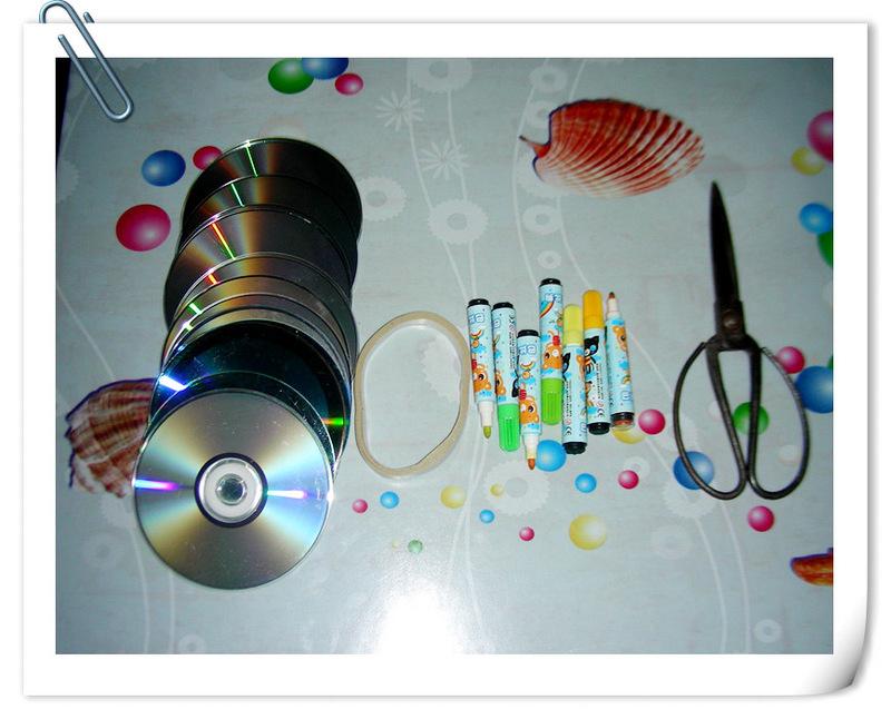 365个艺术创意+光盘钟表+qianqian