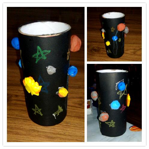 首页 育儿论坛 童真童趣 手工diy 手工制作的太阳系  将粘土做好的各