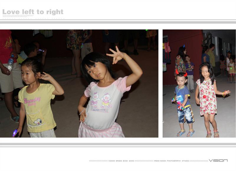 儿童走秀可爱拍照姿势