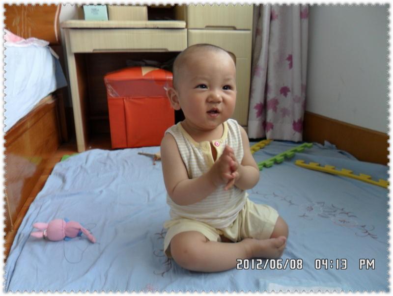 9个月宝宝夏季发型