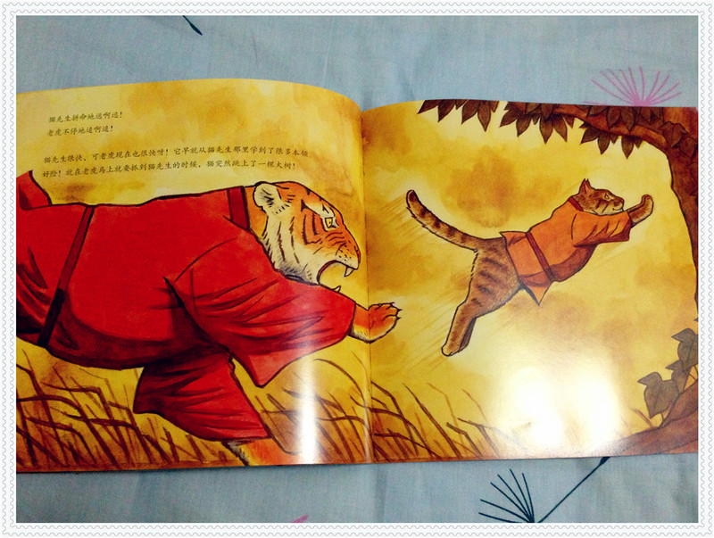 寓意 有感于 老虎和猫