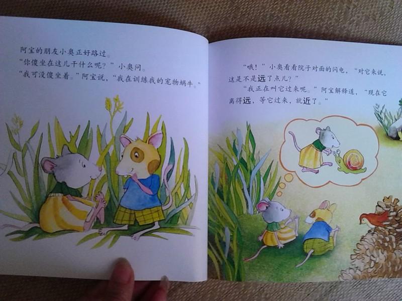 跟着鼠小弟玩转数学之蜗牛的奇迹
