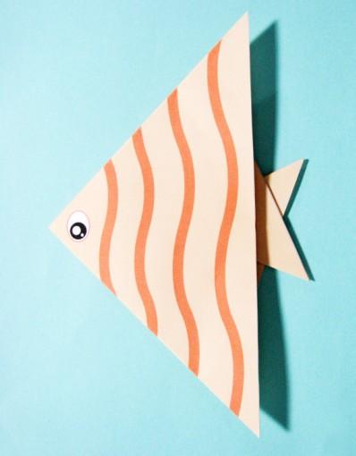 > 跟宝宝一起动手做简单,可爱的折纸