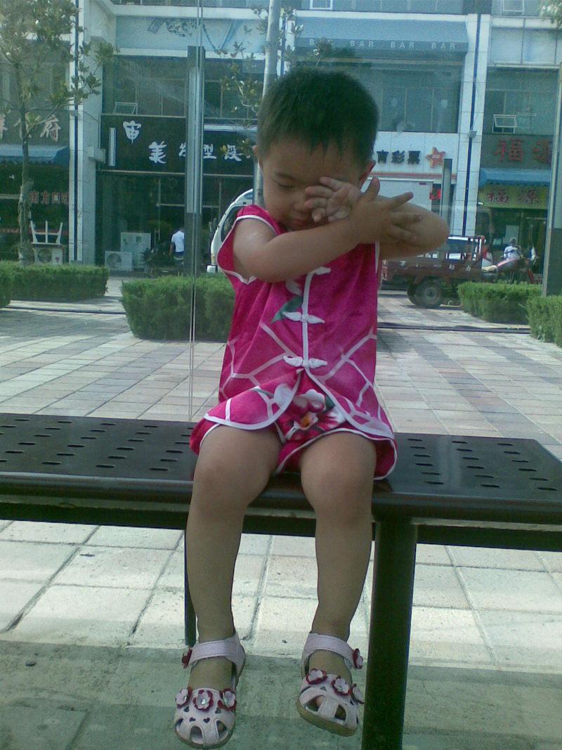 可爱小美女 - 宝宝地带