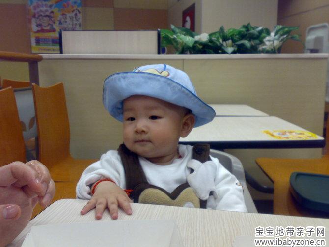 首页 育儿论坛 童真童趣 宝宝照片 > 【可爱宝贝秀出来】+带帽的图