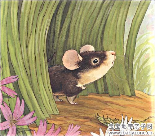 故事里的小老鼠为什么那么惟妙惟肖生动活泼地浮现