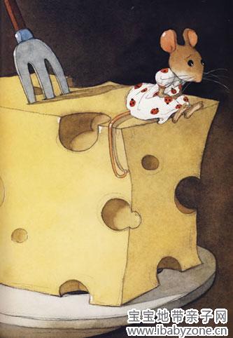 《你是最可爱的小老鼠》