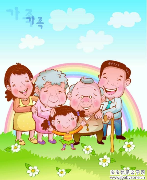 我看爸爸妈妈做恩爱_父母的爱卡通图片_孝敬父母的卡通图片_孝顺父母的卡通图片