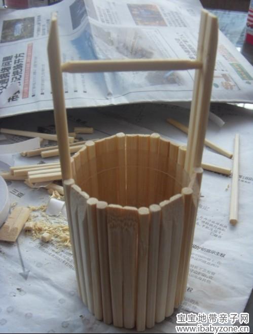 手工筷子制作桥步骤