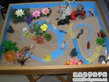 【付费体验】04月27日儿童沙盘游戏 亲子沙盘游戏