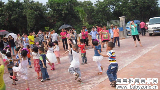 适合小学生的六一儿童节游园活动项目