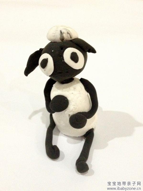 《小羊肖恩》,是女儿最近常看的动画片