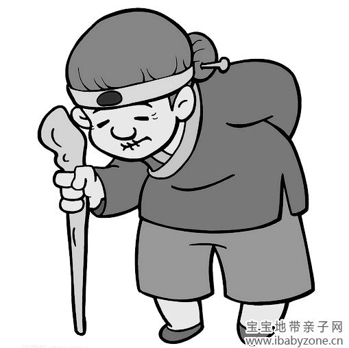 动漫 简笔画 卡通 漫画 手绘 头像 线稿 509_508图片