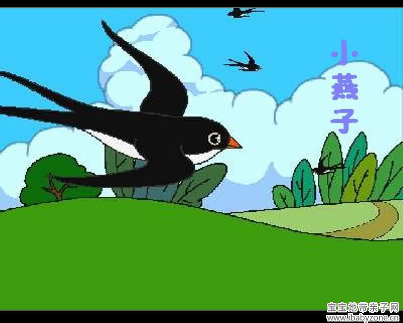 小燕子 - 宝宝地带