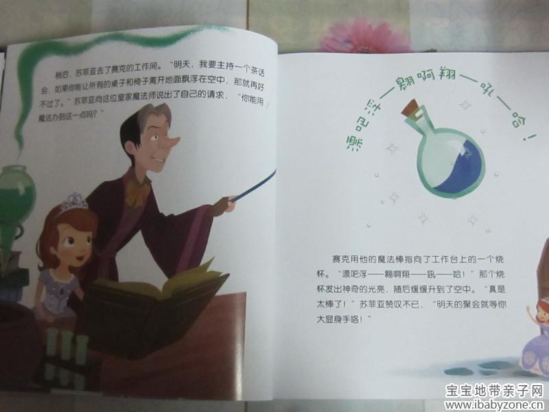 《小故事苏菲亚大雁与有感系列公主》成长+努力培养中国最好谁画的梦想郑图片