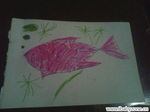 彩纸鱼的手工制作步骤