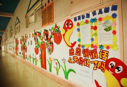 幼儿园主题墙
