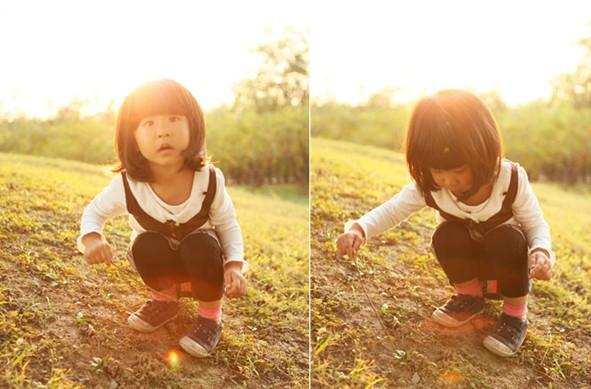 北京维咔奇儿童摄影_外景照