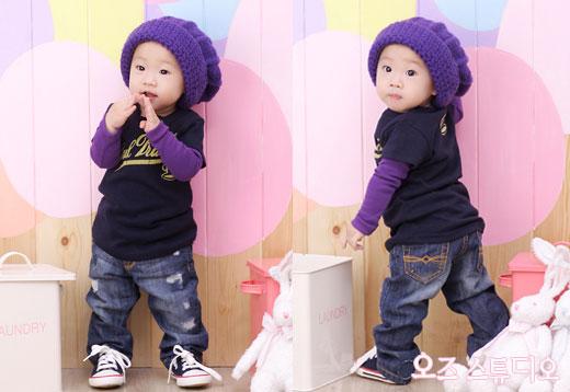 绿野仙踪韩国儿童摄影