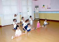 幼儿园 舞蹈/舞蹈室